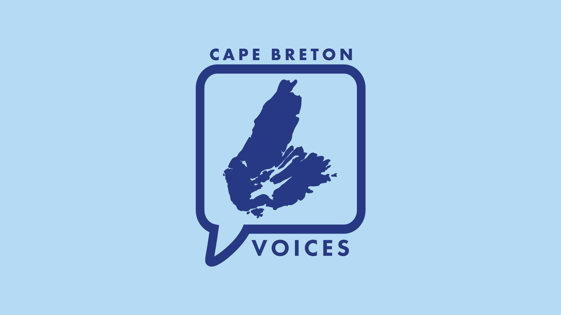 Logo of Cape Breton Voices for Articles