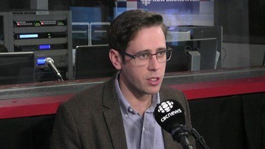 Alex LeBlanc of the New Brunswick Multicultural Council calls for municipal nominee program